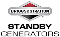 Briggs And Stratton generator stand logo