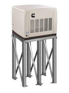 Engineer Certified Cummins Generator Stands