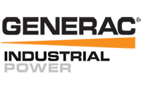 Generac generator stands logo