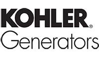 kohler generator stands logo