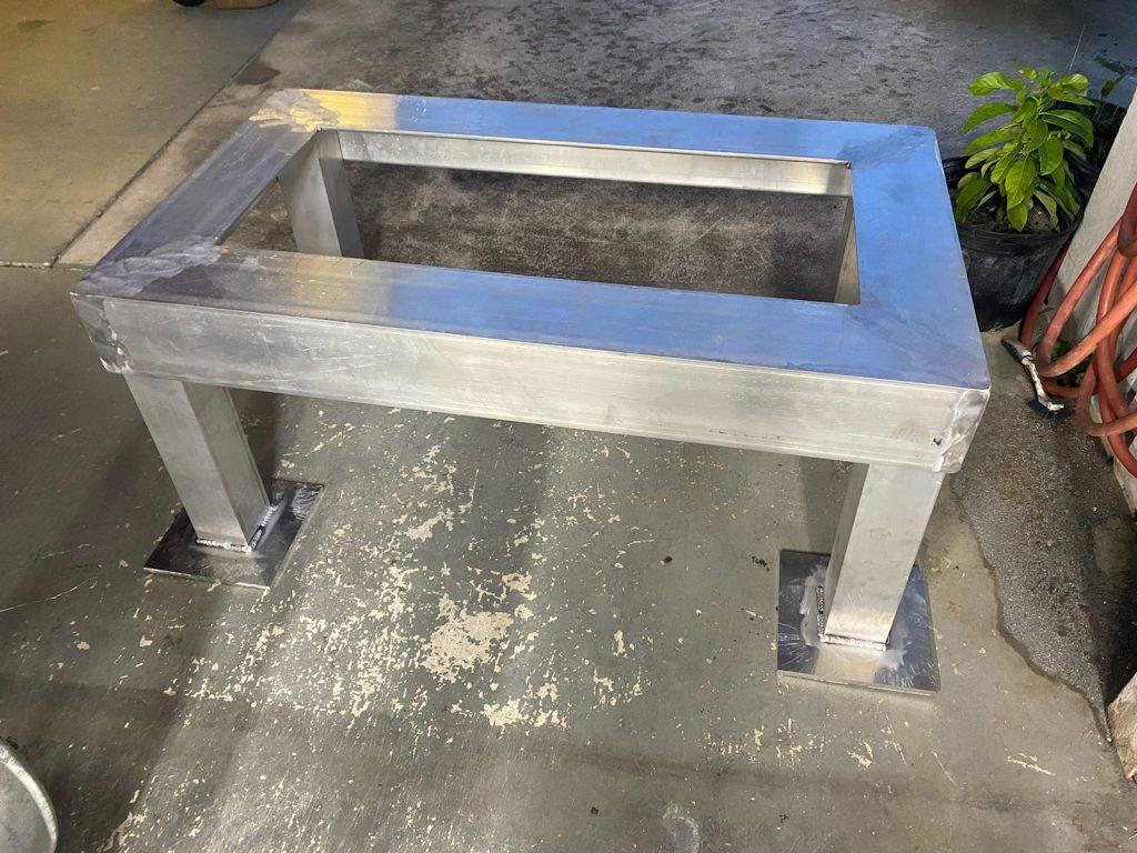 Aluminum Whole House Generator S